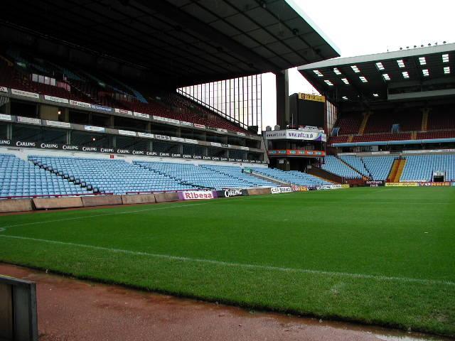 Aston Villa Stadium Tour And Lunch